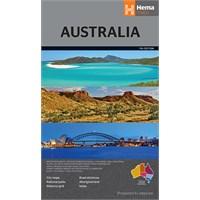 Australia Map Large