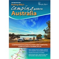 Camping Guide to Australia - Spiral Bound
