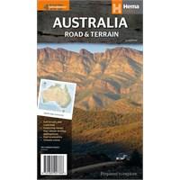 Australia Road and Terrain