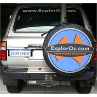 Spare Wheel Cover - Size 005 - 760mm