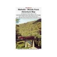 Walhalla - Woods Point Adventure Map