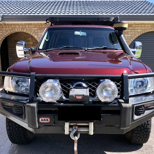 Nissan Patrol: Ultimate touring 4WD set-up