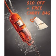 $10 off   free carry bag ampfibian