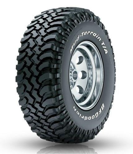 Bf Goodrich Mud Terrain Tires >> Mud Terrain (MT) Tyres @ ExplorOz Articles