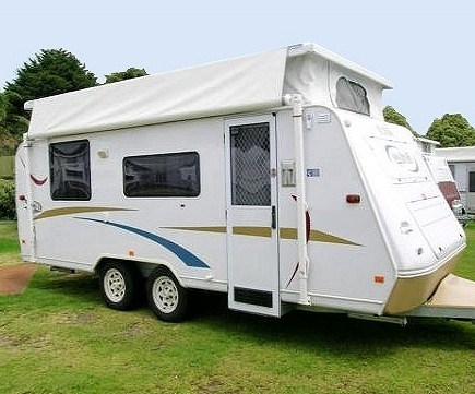 Pop-Top Caravans @ ExplorOz Articles