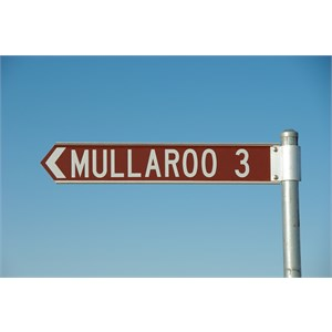 Mullaroo No 3 Turn Off
