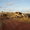 Great Sandy Desert - Hard travelling on the Anna Plains Track