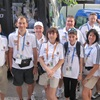 The 2011 Special Olympics Summer Games, Athens Greece - The final leg of the torch run begins & ends