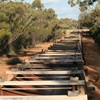 Solar Car Nullarbor Crossing - the WASTE Project (WA Sustainable Transport Experiment)
