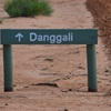 Danggali Conservation Park Drive - Heading for another Confluence