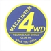 Macalister 4WD Club Logo