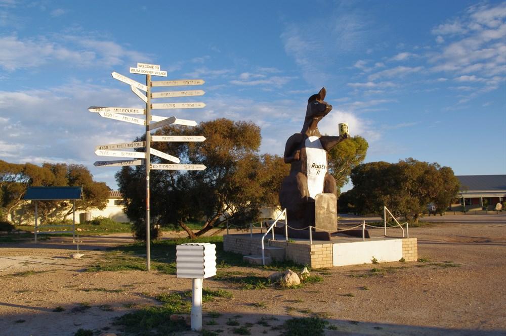 Border Village Roadhouse Sa Exploroz Places