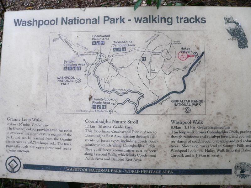 Washpool National Park NSW ExplorOz Places