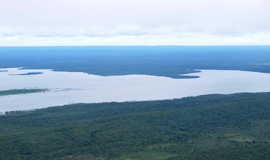 Darwin River Dam NT