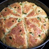 Cheese and Spring Onion Scones