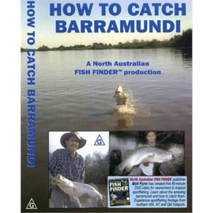 NorthAustFishFinder DVDs_CDs DVD, How To Catch Barramundi DVD