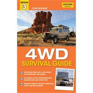 ExploreAustralia Books 4WD Guides & Magazines, 4WD Survival Guide