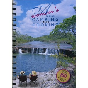 A Woman's Look Books Camp Cookbooks, A Woman's Look at Camping and Cooking