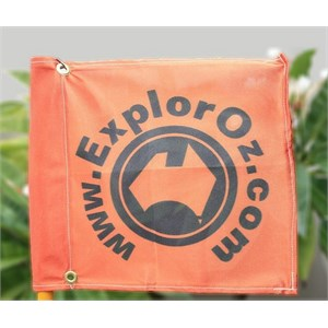 ExplorOz Vehicle Gear Sandflags, ExplorOz Sandflag