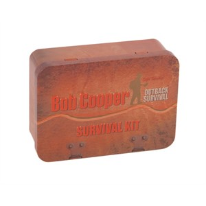 Bob Cooper Outback Survival Outback Survival Survival Kits, Bob Cooper Survival Kit