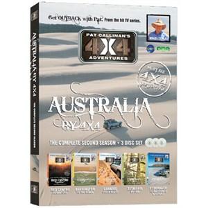 Pat Callinan DVDs_CDs DVD, Pat Callinan's Australia by 4x4 (S2 DVD Box Set)