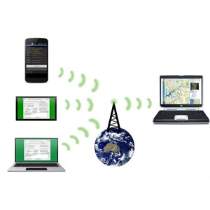 ExplorOz Software Tracking, EOTrackMe Client Software