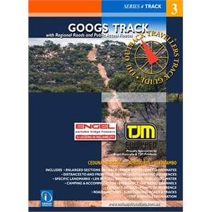 DesignInteraction Books Travel Guides, Googs Track - Outback Travellers Guide