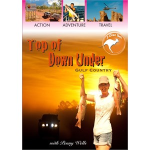 Discover Oz Productions DVDs_CDs DVD, To the Top of Down Under - Gulf Country