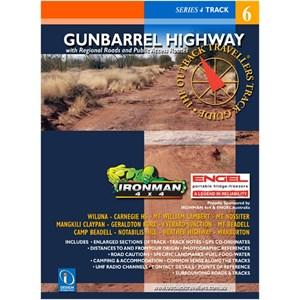 DesignInteraction Books Travel Guides, Gunbarrel Highway - Outback Travellers Guide