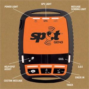 SPOT 3 Features