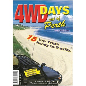 Westate Books 4WD Guides & Magazines, 4WD Days out of Perth