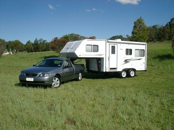 Fifth Wheel Caravans ExplorOz Articles