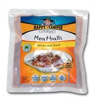 Tomato & Basil Meatballs