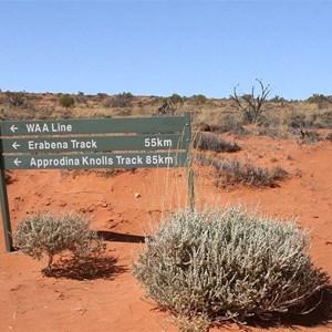 Simpson Desert WAA Line