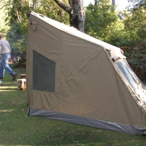 Buying a Tent