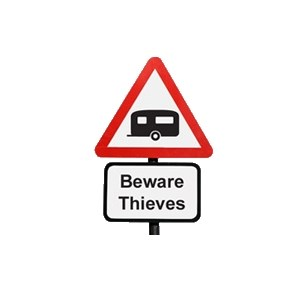 Stop thieves