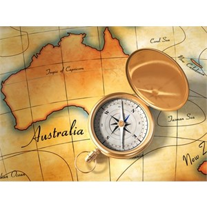 Sea Exploration & Discovery of Australia