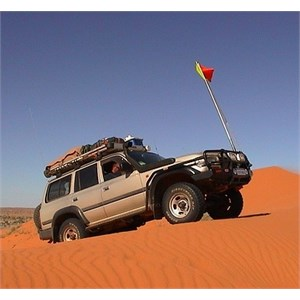 4WD Driving Skills & Rules