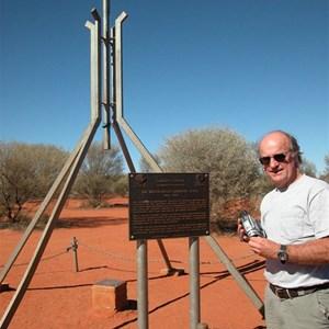 Finke to Uluru via Old Gunbarrel