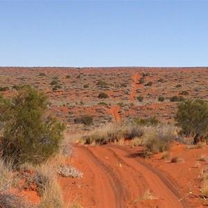 Simpson Desert French Line
