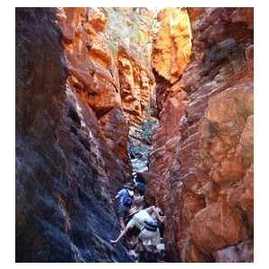 Gammon Ranges Bunyip Chasm