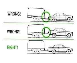 Preparing a Vehicle for Towing