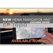 Hema Navigator 7 EOTopo Edition 2015