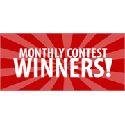 Monthly Contest Winners