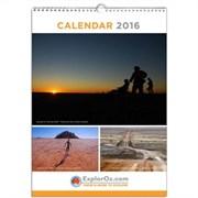 2016 Calendar (13 months)