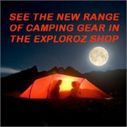 Camping Gear Sale