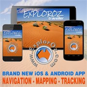 Out Now - ExplorOz Traveller App