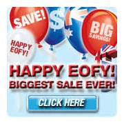 ExplorOz EOFY Sale on Now