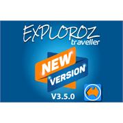ExplorOz Traveller GPS Navigation & Camping App