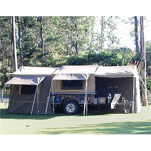 Camper Trailer Hire